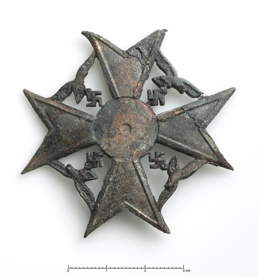 Tysk krigsmedalje Spania