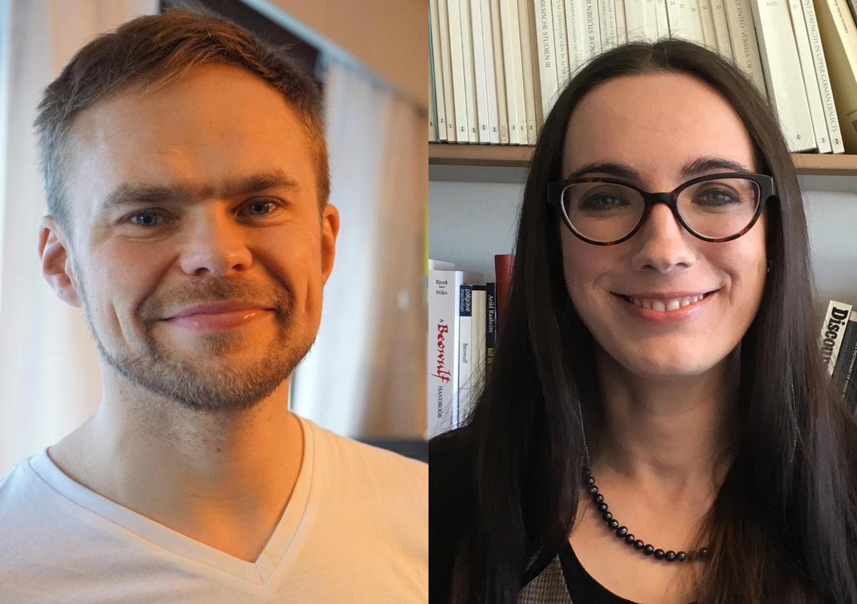 BFS-stipend til Tywoniuk og Leslie-Jacobsen