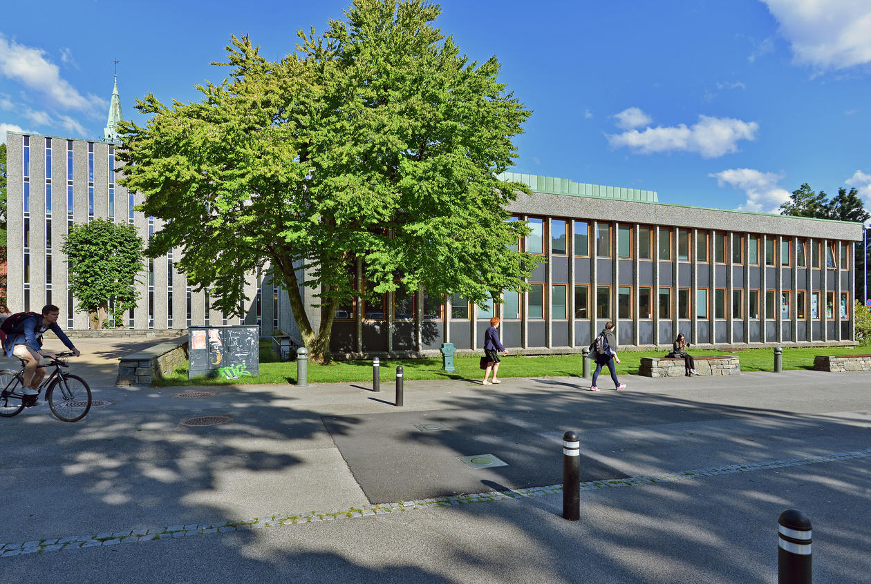 Korona: Universitetsbiblioteket åpnes for flere