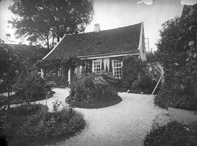 Hage fra perioden 1865- 1892