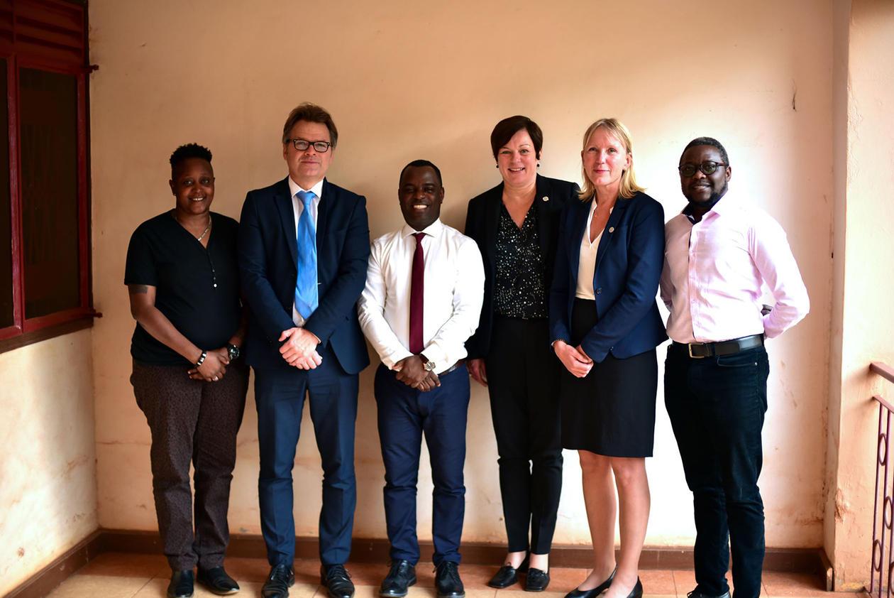 UiB og SMUG i Uganda