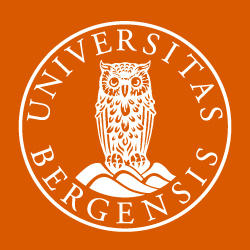 UiB logo - orange