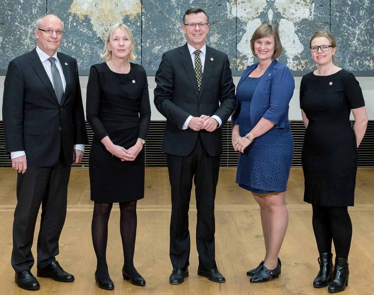 Rektoratet 2017-2021