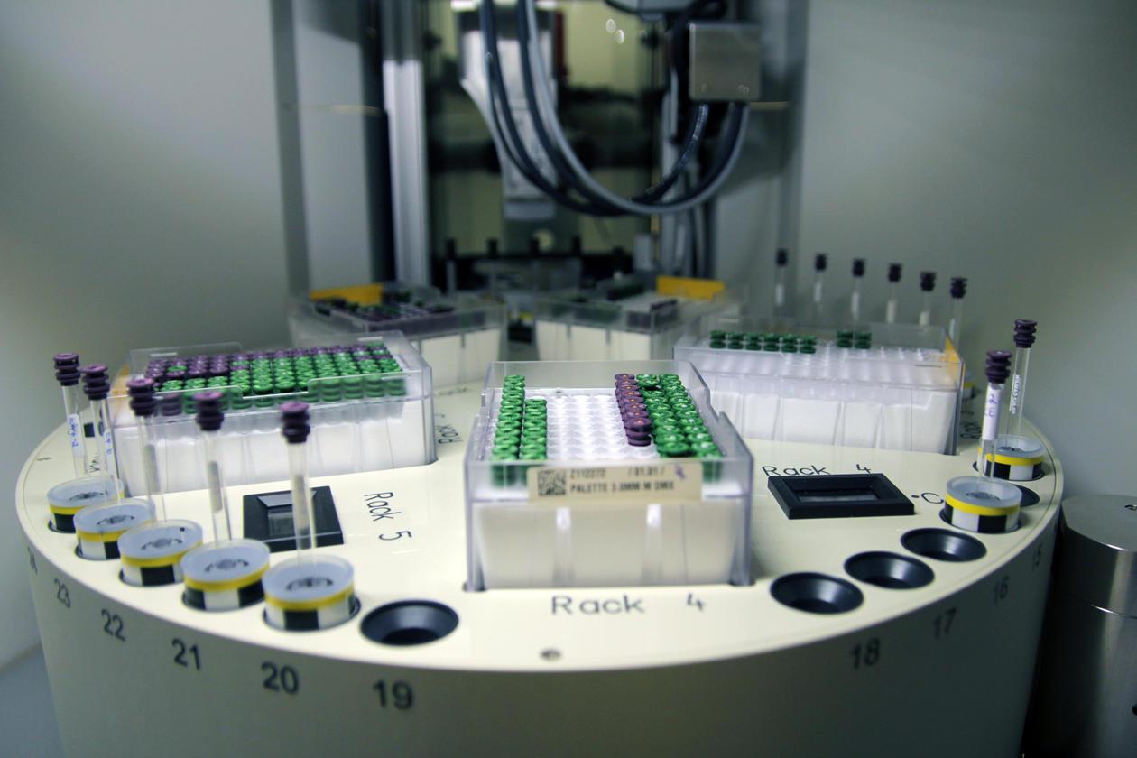 Kvar av prøvane tek omtrent 15 minutt, og automatisering gjer til at fleire prøver enn før kan gjerast per døgn.