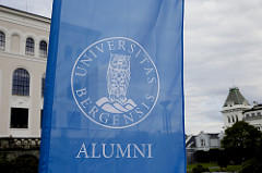 Meld deg inn i UiB Alumni