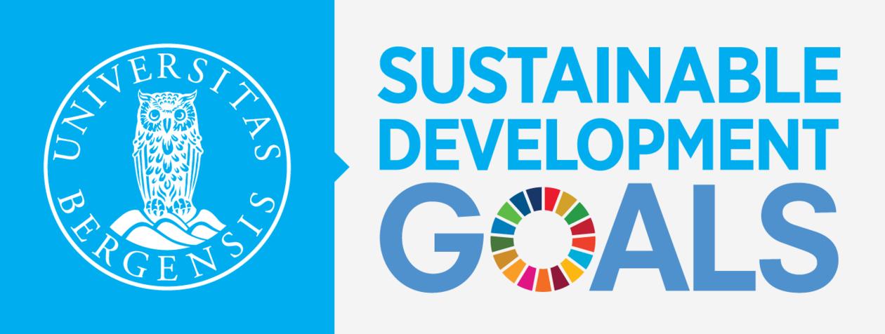 Logo for SDG Bergen