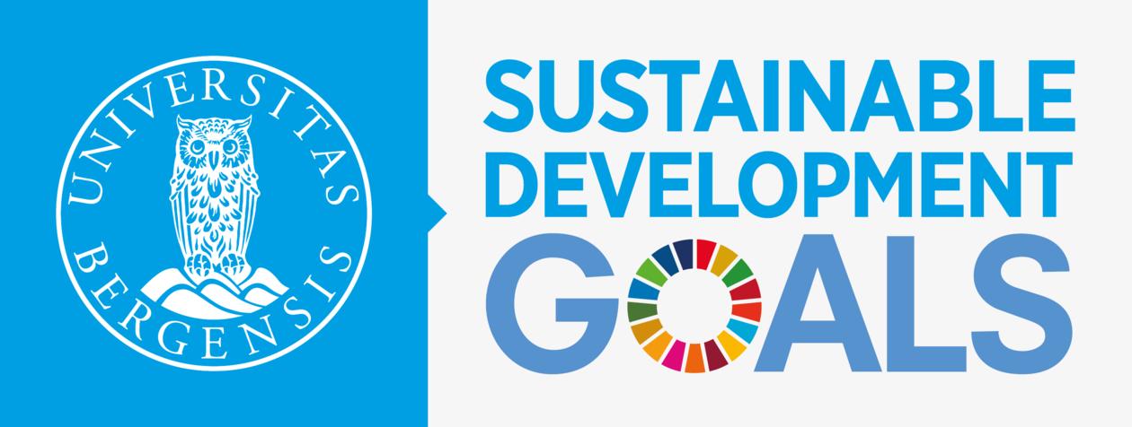 SDG UiB logo