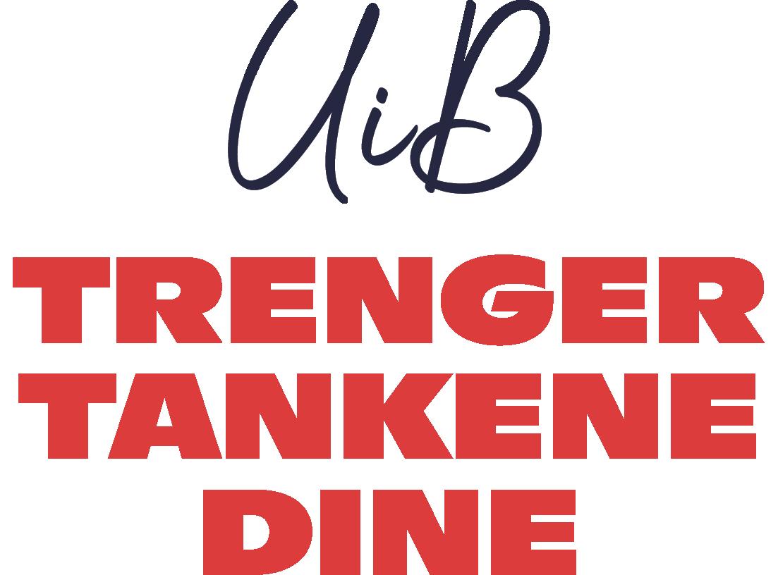 UiB trenger tankene dine