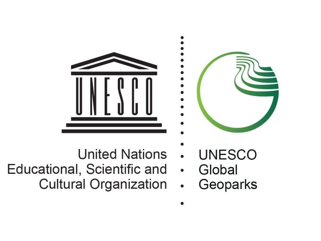 Logo: UNESCO Global Geoparks
