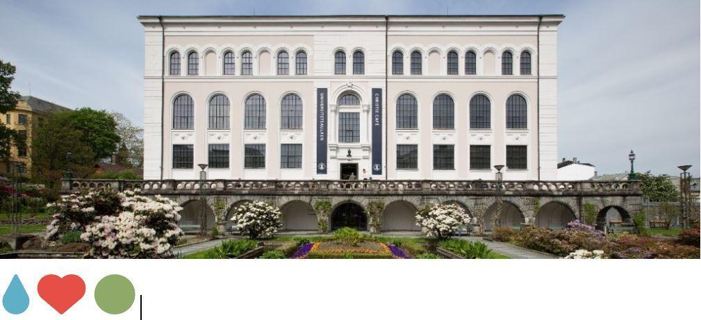 Bilde viser universitetsaulaen.