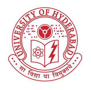 Logo University of Hyderabad
