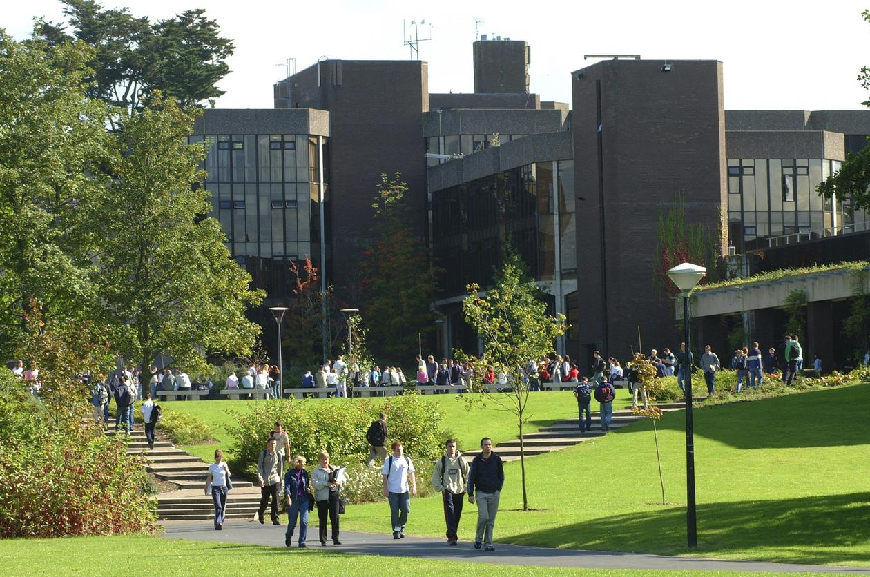 Bilde av campus