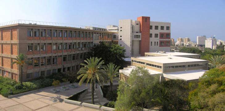 Bygningar på campus