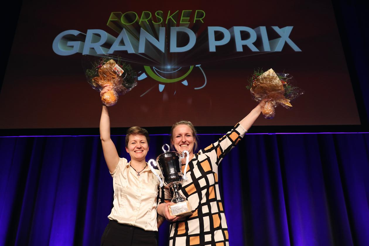 Forsker Grand Prix, informasjonsmøte, UiB, Egget, Studentsenteret