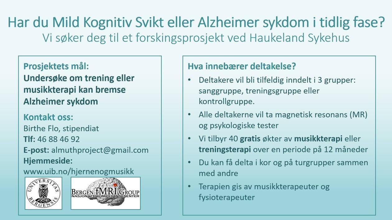 Norwegian ALMUTH ad