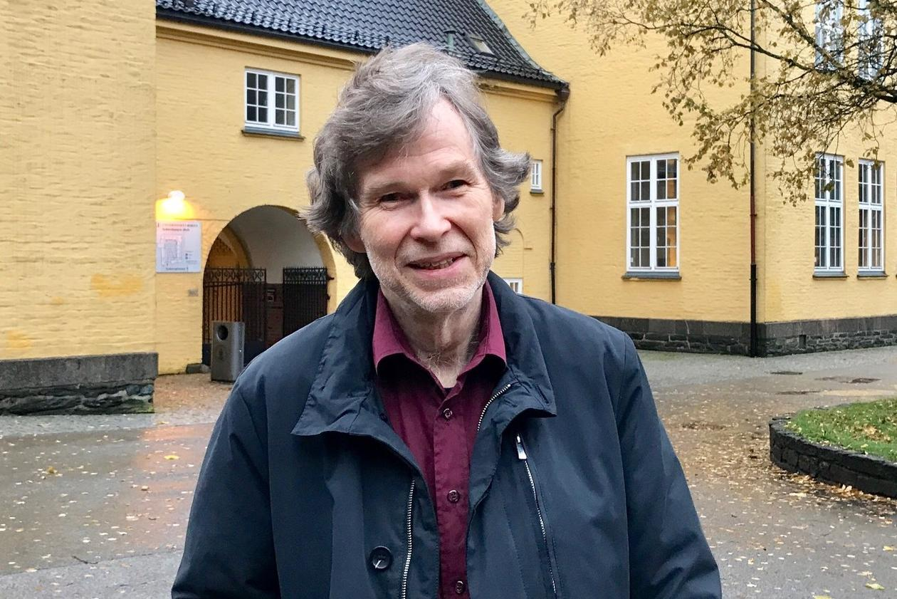 Portrett av Ivar Utne