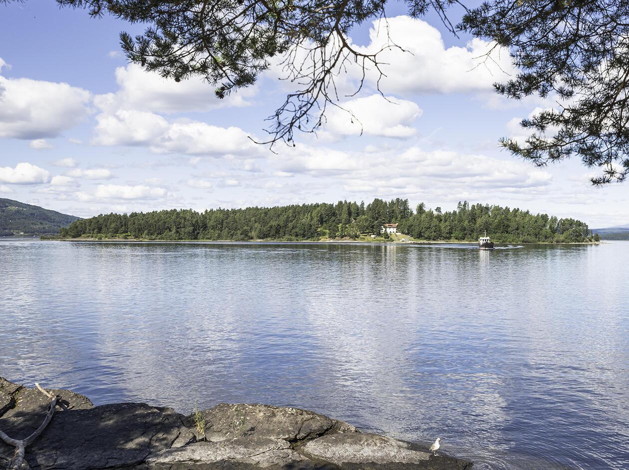 bilde av utøya