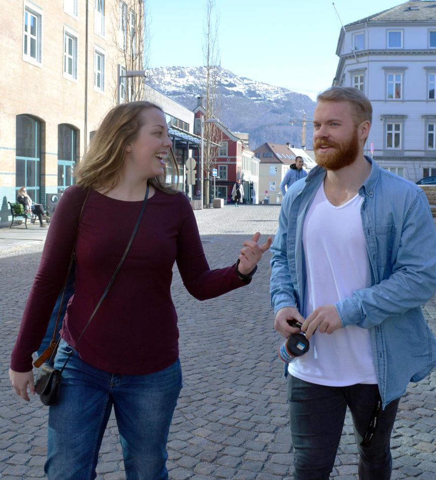 Kristian og Marikken
