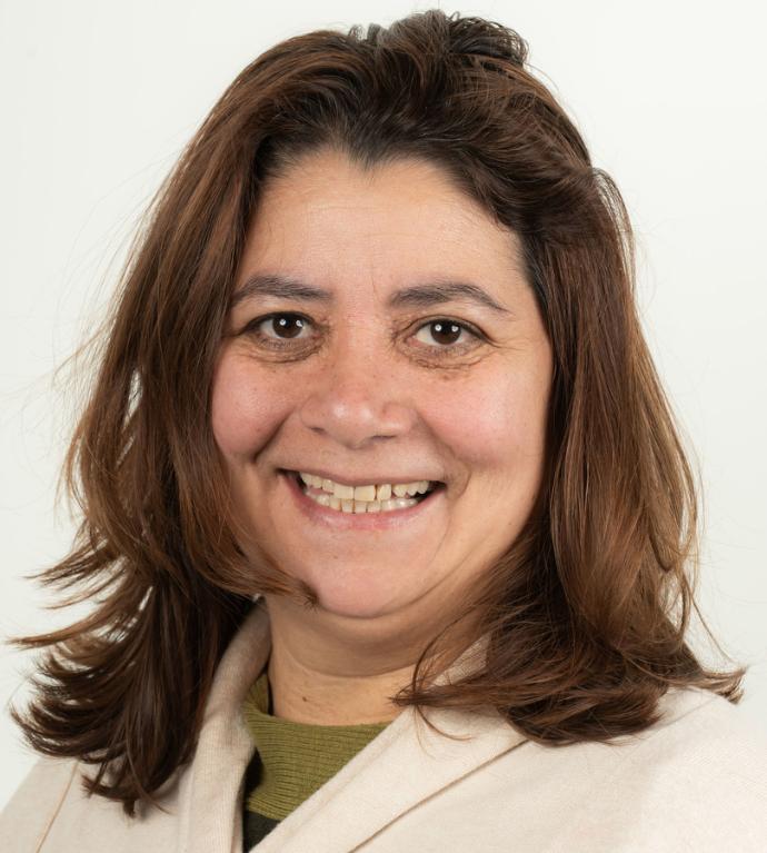 Portrait of Vera Da Silva Sinha