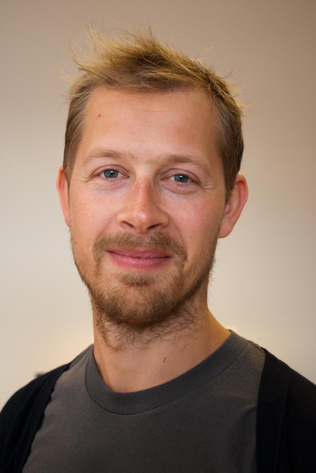 Portrettfoto Bjørnar Vik