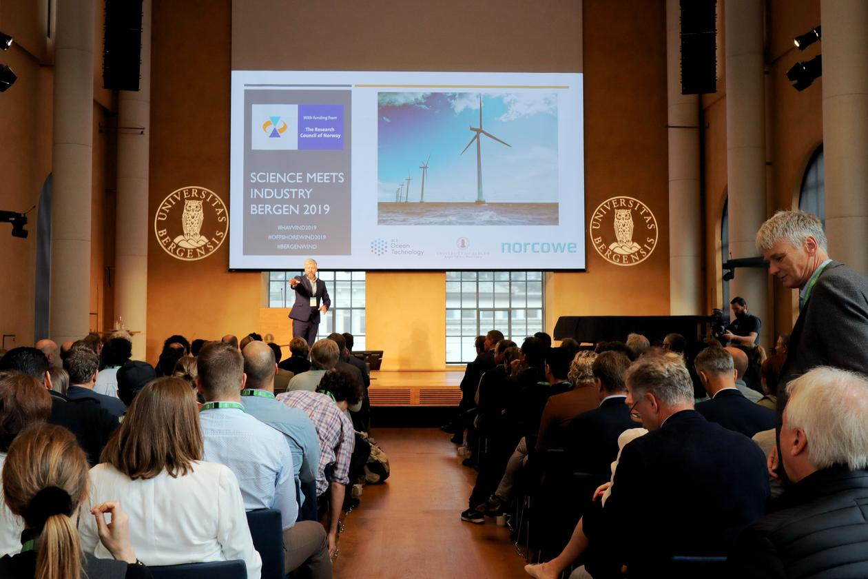 Science meets industry, aulaen 2019
