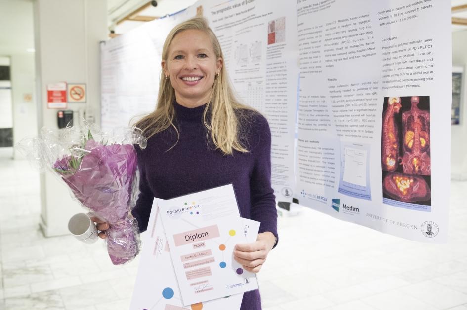 vinner foredrag fra forskerpresentasjoner 2014