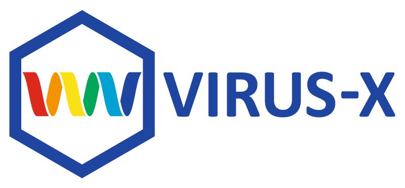Virus-X logo
