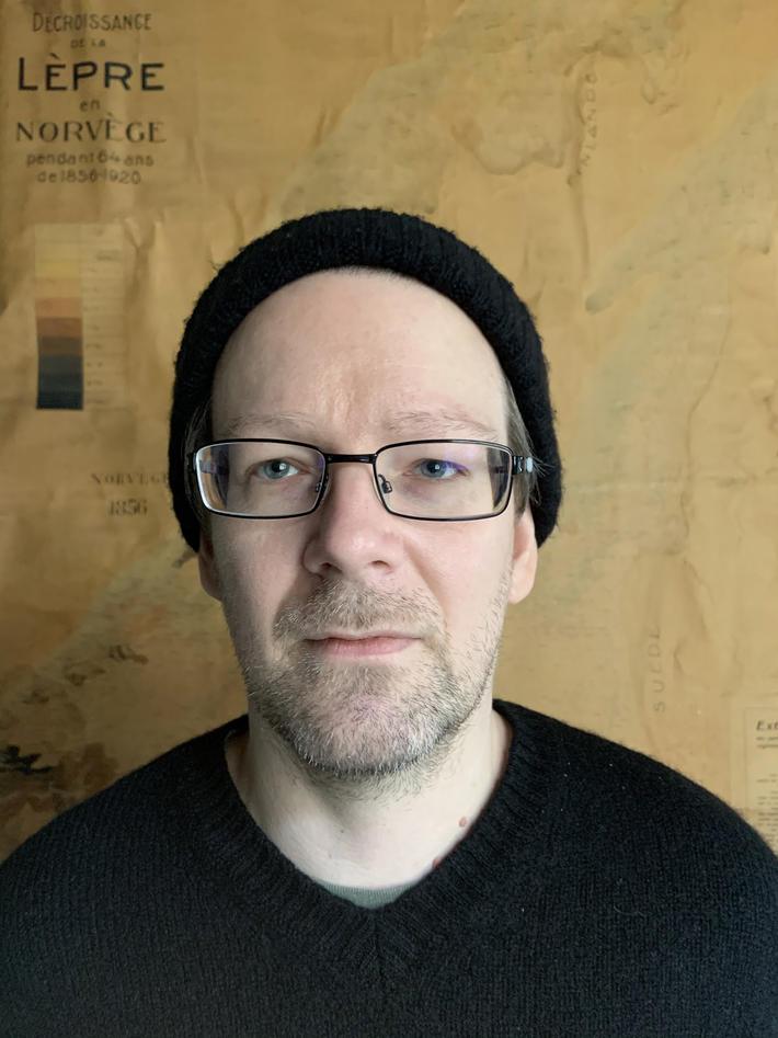 Magnus Vollset.