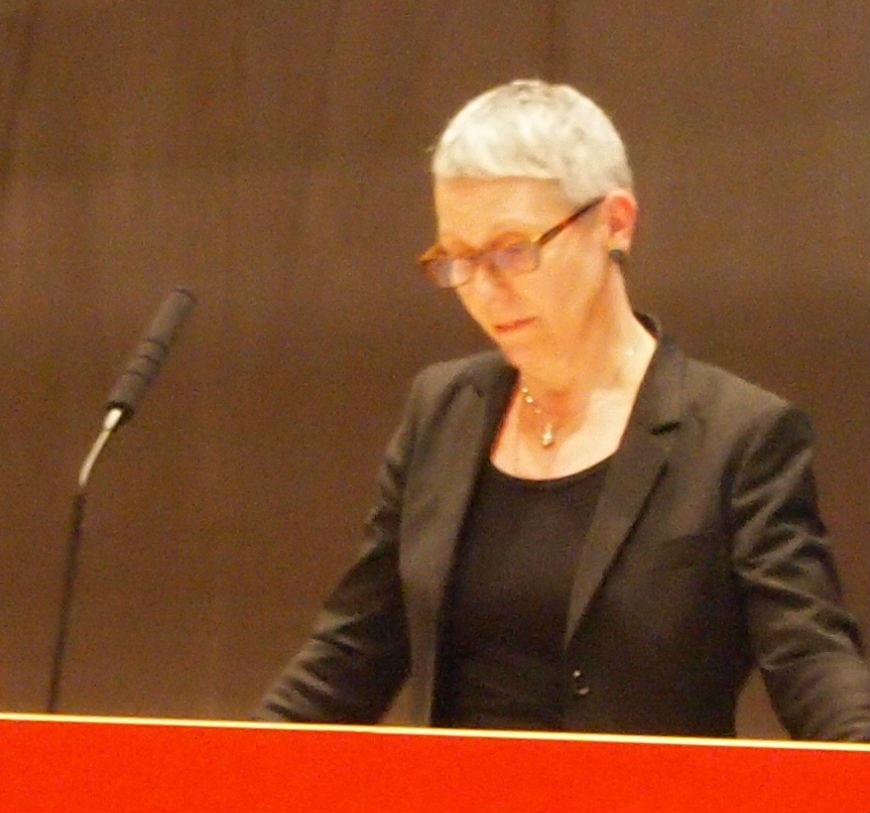 Vice rector Astri Andresen