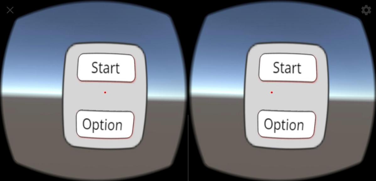 VR-spill til bruk i nakkeøvelser