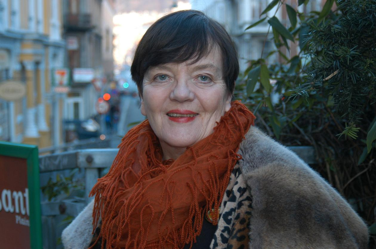 Professor emerita Kari Wærness