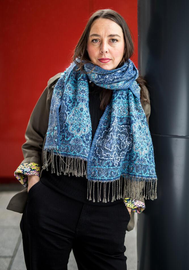 Portrettfoto av Ragnhild Bjørknes, professor ved UiB