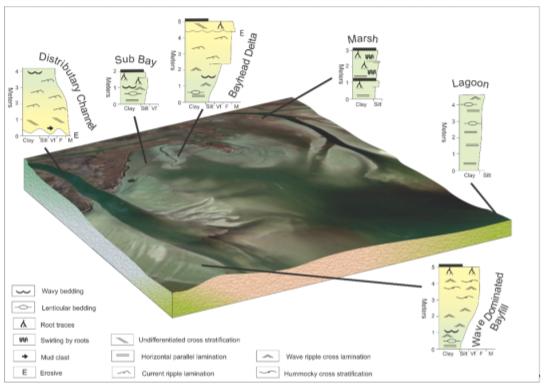 Neslen Formation Book Cliffs