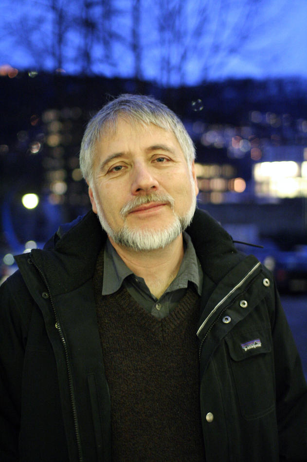 Eystein Jansen, director of the Bjerknes Centre for Climate Research in Bergen and professor at the University of Bergen.
