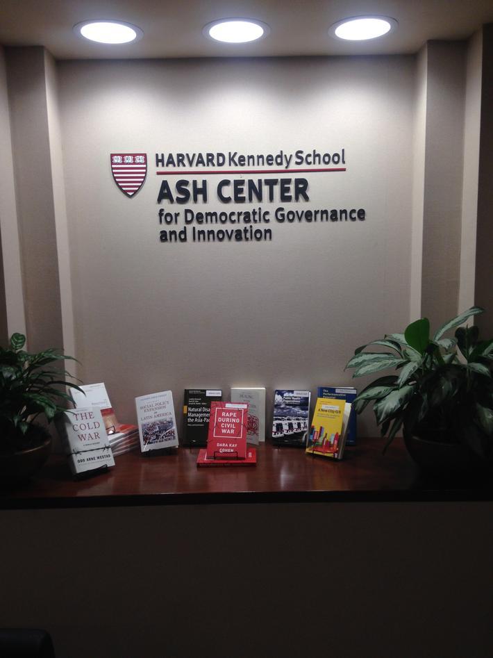 Ash Center