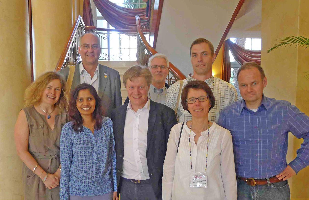UiB Participants at WUN 2014