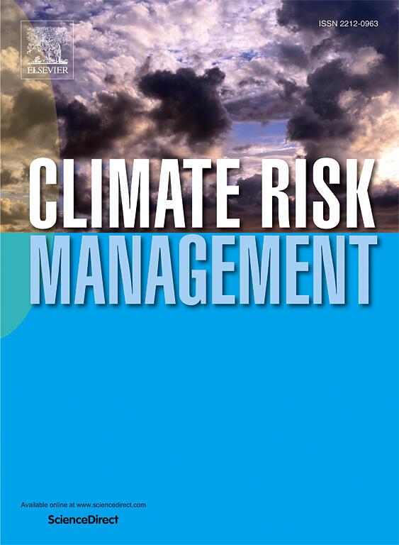 Logo: Climate Risk Management