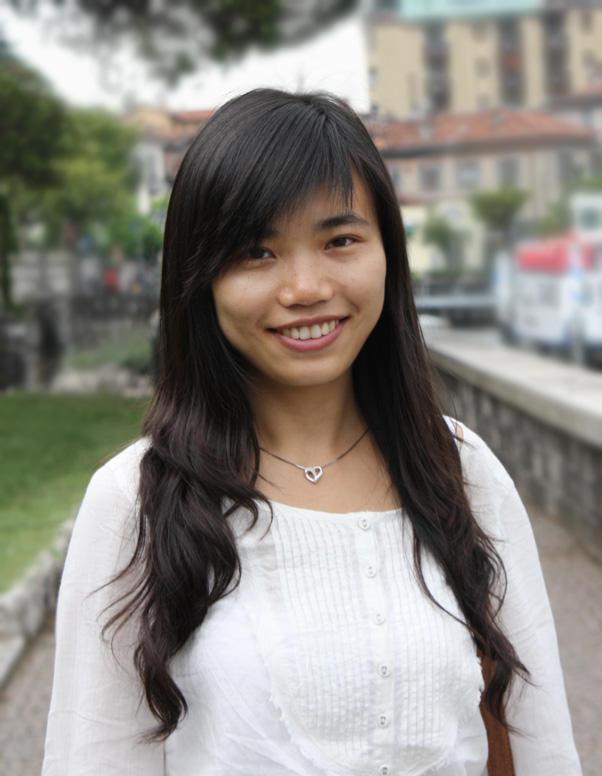 Portrettfoto Yingxu Zeng