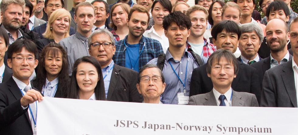 Samarbeid Norge Japan