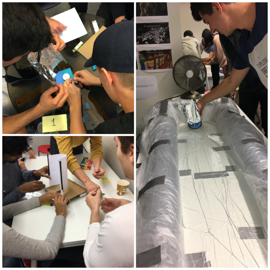 Prototyping i Innovasjonshub