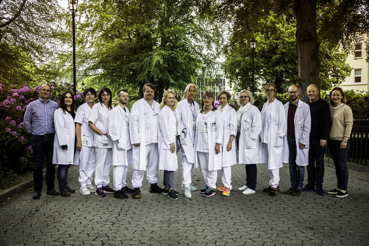 RAM-MS group Bergen