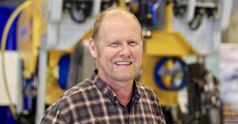 Professor Rolf Birger Pedersen.