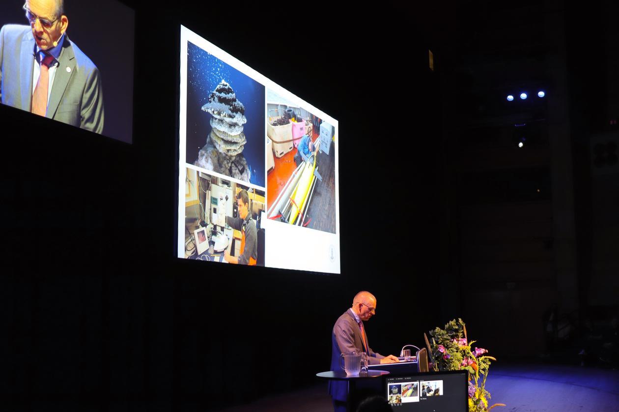 Helge K. Dahle, Grieghallen semesterstart