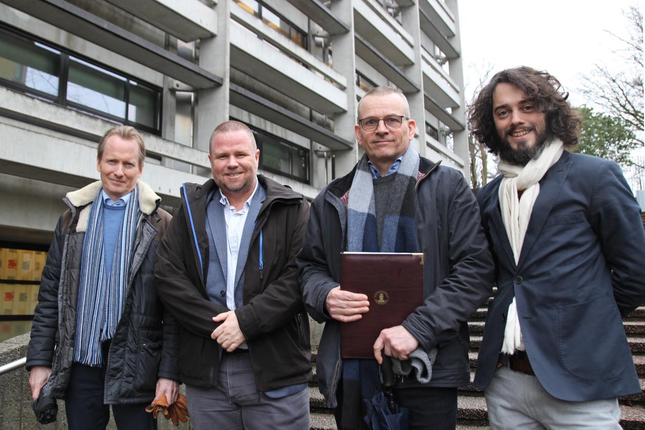 Sigmund Selberg, Geir Terje Eigestad, Helge K. Dahle, Martin S. Nordbotten