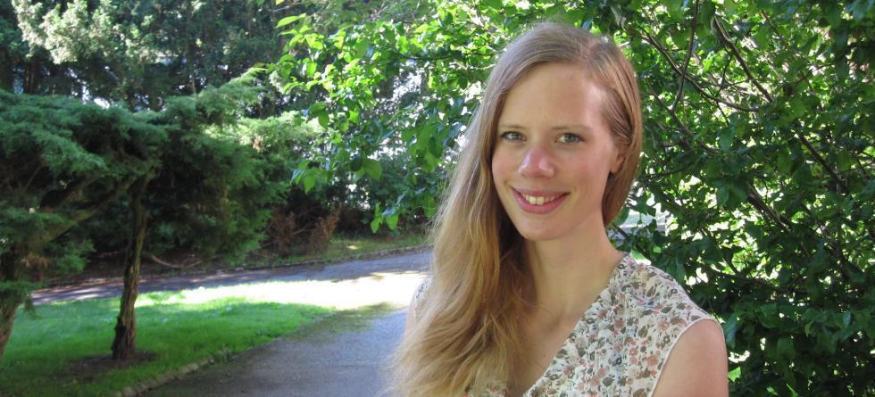 Carina Bringedal, post doctor at UiB and Bjerknessenteret