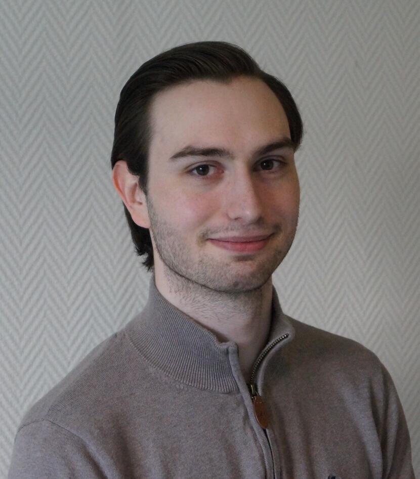 Studentkandidat Vegard Solbakk Fugleseth