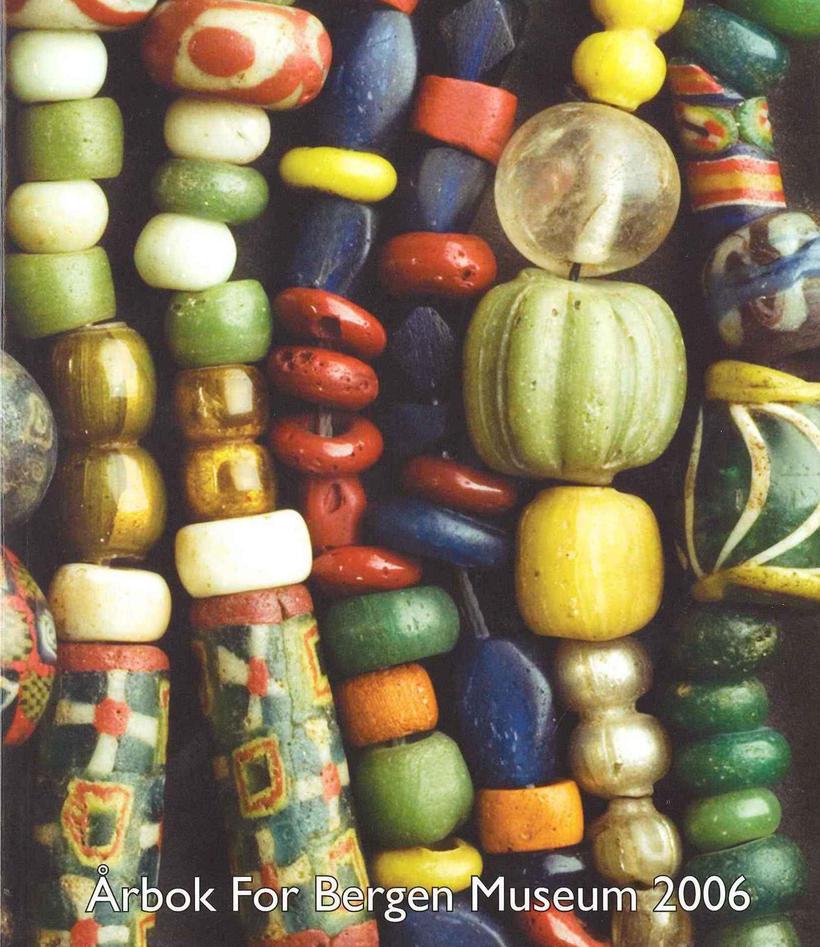 Perler fra Vestlandet 7.- 10. århundre