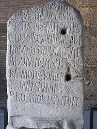taken from Wikipedia: http://en.wikipedia.org/wiki/Latin