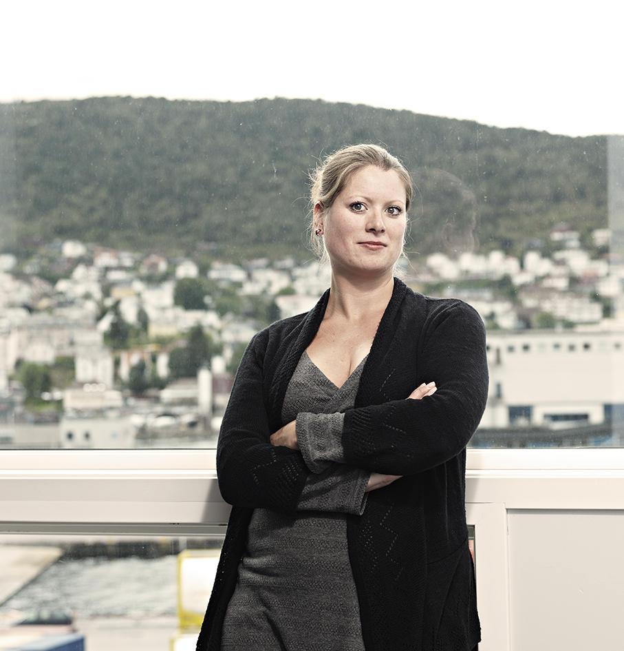 Iselin Åsedotter Strønen, stipendiat ved Institutt for sosialantropologi, UiB...