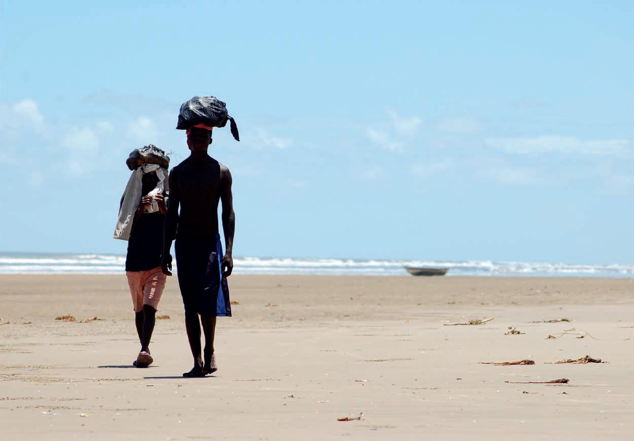Befolkning i afrikanske land
